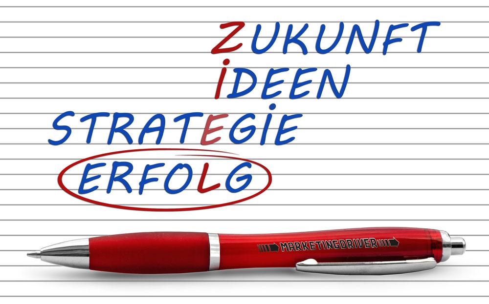 Erfolg durch die richtige Strategie